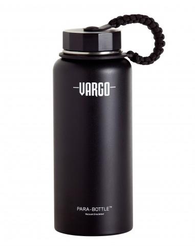 Botella termo Vargo Insulated Para-Bottle Acero Inoxidable.