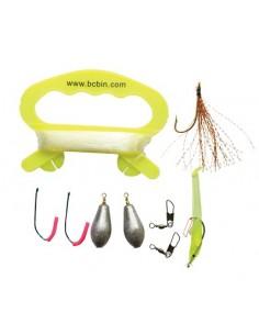 Kit de pesca de supervivencia de BCB