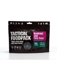 Sopa de feta con remolacha 60 g Tactical Foodpack