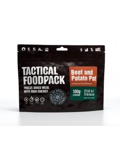 Estofado de ternera y patatas 100g Tactical Foodpack