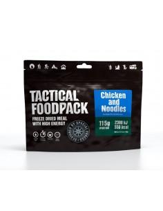 Fideos con pollo 115 g Tactical Foodpack