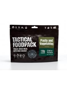Pasta con verduras 110 g Tactical Foodpack
