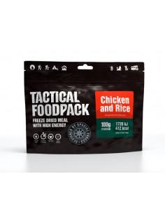 Pollo con arroz 100 g Tactical Foodpack
