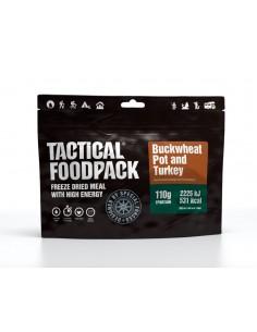 Pavo y trigo sarraceno 110 g Tactical Foodpack