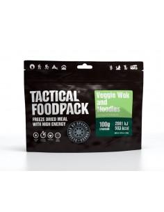 Wok de fideos con vegetales 100g Tactical Foodpack