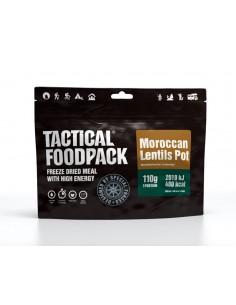Olla de lentejas marroquí 110 g Tactical Foodpack