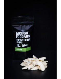 Chips de manzana liofilizado 15 g Tactical Foodpack