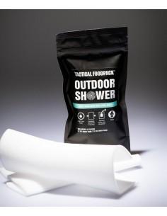 Toalla de higiene corporal. Ducha sin agua Tactical Foodpack