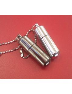 Capsula mini encendedor de gasolina