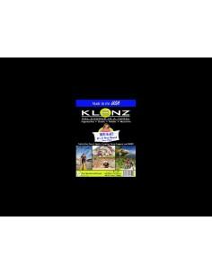 Telo doccia senza acqua Klenz (120x60) 1 unità