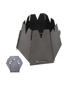 """""""Hexagon"""" stainless steel cooker Vargo"""
