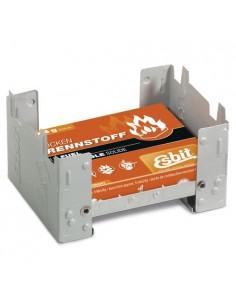 Petit réchaud pour tablettes combustibles solides Esbit