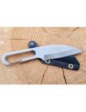 Cuchillo de titanio Vargo Wharn-Clip