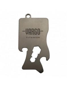 Herramienta extraplana Vargo Keychain Tool 1.2