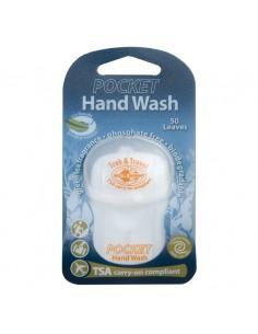 Jabón desinfectante en láminas Sea To Summit Pocket Hand Wash