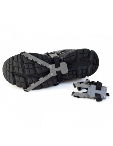 Crampones de titanio Vargo Pocket Cleats - Mediano