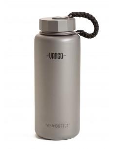 Botella de titanio Vargo Para-Bottle
