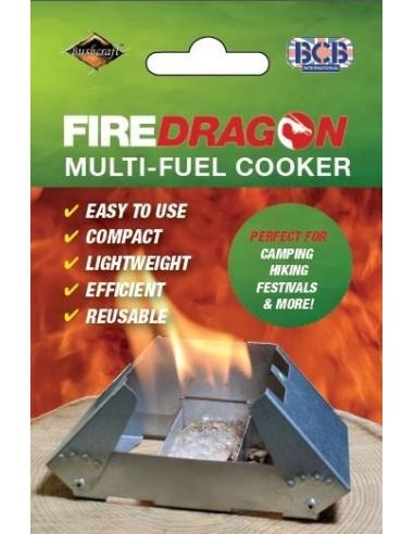 Hornillo plegable Firedragon Folding Cooker
