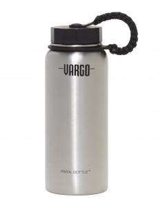 Vargo Para-Bottle Edelstahl.