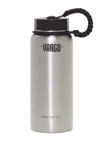 Vargo Para-Bottle Acero Inoxidable.