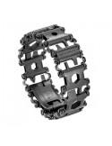 Leatherman Tread - Negro - Métrica - Pulsera multiherramientas