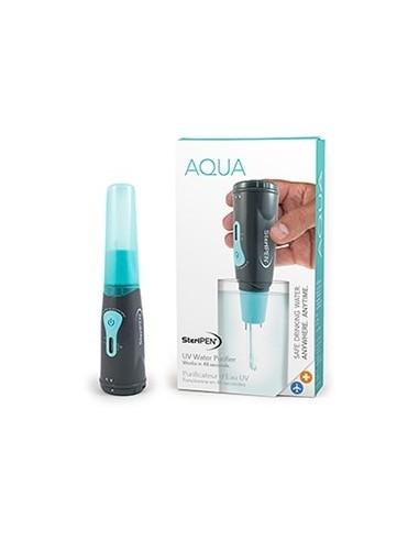 Steripen Aqua Purificador de agua ultravioleta