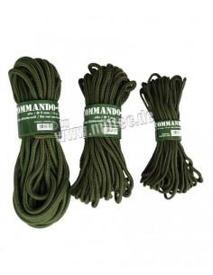 Cuerda 5 mm Mil-Tec 15 metros