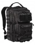 Mochila Mil-Tec US Assault Tactical Black 36L