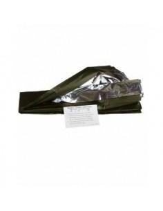 Manta térmica metalizada-oliva