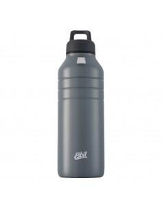 Botella de agua de acero inoxidable Esbit Majoris. 1L
