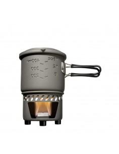 Set de cocina para combustible sólido Esbit. Sin antiadherente.