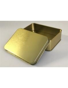 Caja metalica para kit de supervivencia