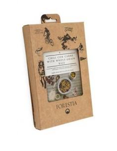 Forestia Poulet Madras Au Riz Sauvage