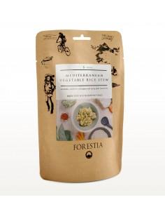 Forestia Geschmorter Kabeljau und Reis