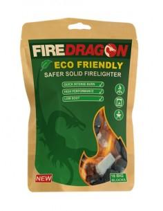 Firedragon Fuel Combustible sólido ecológico 6x27gr