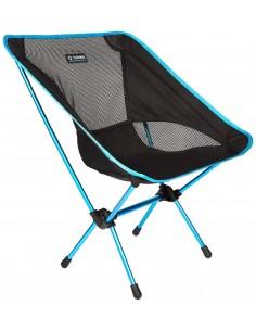 Helinox Chair Zero - Silla plegable ultraligera.