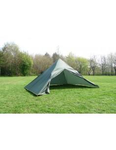 DD Superlight Pyramid Tent. Tenda superleggera dei tipi