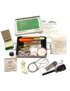 Kit de supervivencia de montaña en lata, de BCB