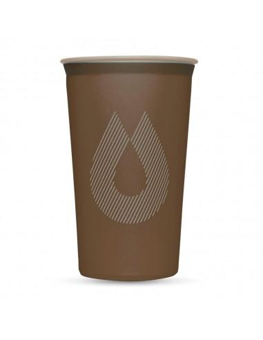 Vaso flexible Hydrapak Speed Cup Grey