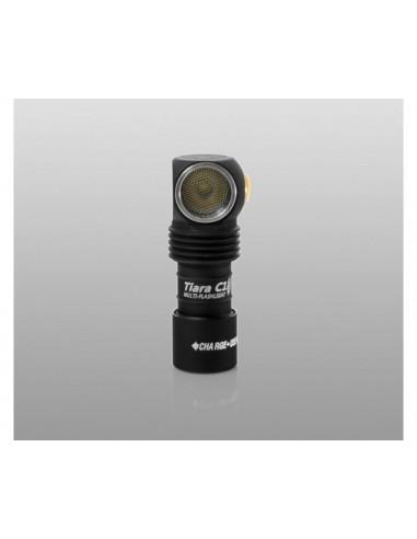 Linterna Armytek Tiara C1 Magnet USB XP-L White 900 Lumens