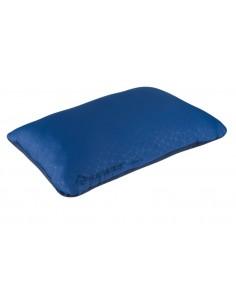 Almohada Sea to Summit FoamCore Pillow Deluxe Azul