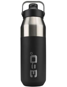 Botella Aislada boca ancha + boca estrecha con tapón magnético 750 ml