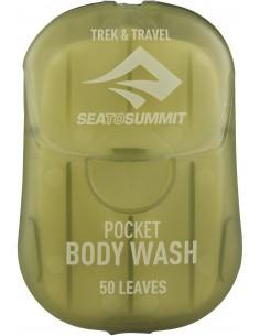 Trek & Travel Pocket Body Wash 50 Leaf