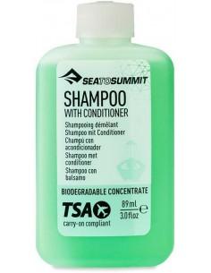 Champú acondicionador Sea To Summit Trek & Travel Liquid Conditioning Shampoo 89 ml