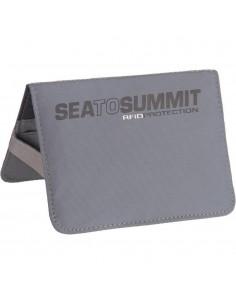 Card Holder RFID gris