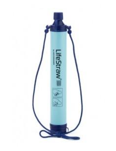 Filtro de agua Lifestraw personal.