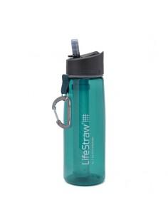 Botella de filtro de agua LifeStraw Go 650ml