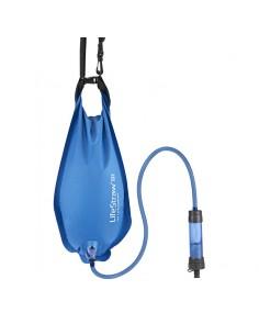 Filtro de agua con bolsa de gravedad LifeStraw Flex