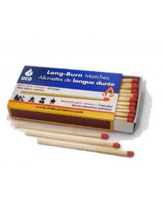 Cerillas extra largas Uco Long Burn