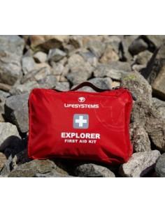 Kit de primeros auxilios LifeSystems Explorer
